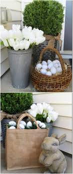 25 Creative DIY Spring Porch Decorating Ideas Its All About Repurposing