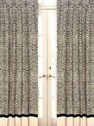 Leopard Print Bathroom Set Walmart by Beautiful Cheetah Curtains Bedroom Contemporary Trends Home 2017
