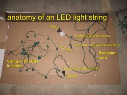 Troubleshooting Christmas Tree Lights Pre Lit by Lovely Decoration How To Fix Led Christmas Lights Georgesworkshop