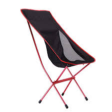Amazon.com: Outdoor Folding Camping Chairs,High Back ...