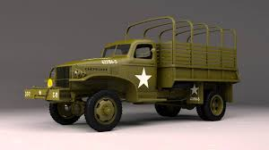 WWII Chevrolet 1 1/2 Ton Truck - YouTube