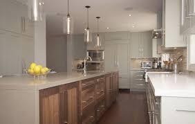 rustic kitchen light fixtures grey ceramic floor tiled gray marble