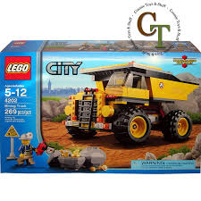 LEGO 4202 Mining Truck - City Lego City Loader And Dump Truck 4201 Ming Set Youtube Ideas Articulated Brickipedia Fandom Powered By Wikia Lego 5001134 Collection Pack I Brick City Set 4202 Pas Cher Le Camion De La Mine Experts Site 60188 Toysrus Extreme Large Technic Mindstorms Model Team 2012 Bricksfirst Themes 60097 Square Blocks Bricks Tipper Toys R Us