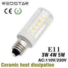 e11 led light bulb t3 t4 jd 3w 4w 5w replace halogen l 30w 40w