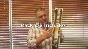 Umbra Capasa Double Curtain Rod double adjustable drapery rods umbra serif youtube
