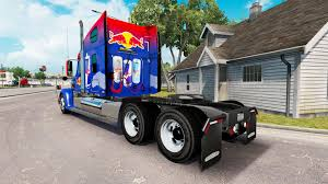 Red Bull Skin For The Freightliner Coronado Tractor For American ... Miniatuur Truck Ktm Man Tgx Red Bull 132 Maciag Offroad Advertise Wallpaper Hd Wallpapers Redbull Dakar Rally Russian Kamaz Race Truck Desert Racing Sand Learn All About The Sugga 400 Miles And Counting Hauling Across The Usa Blog Amazoncom Peterbilt Factory Racing Team 1 Volvo A Photo On Flickriver Kamaz Versus Vw Wrc Car How Was Filmed Rc Tech Forums Show Off Time During Acrobatics Event Luxembourg Stock Photo Wlhares