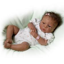 10 Full Silicone Vinyl Body Reborn Baby Girl Doll Lifelike Newborn