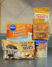 Pumpkin Latte Dunkin Donuts 2017 pumpkin spice latte scones strawberry blondie kitchen