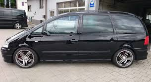This 440 PS Turbocharged VW Sharan Can Be Yours For €11 690
