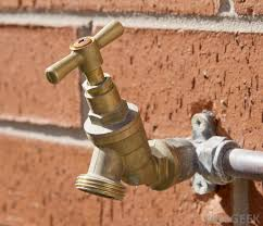Replacing An Outdoor Faucet by What Is Water Hammer With Pictures