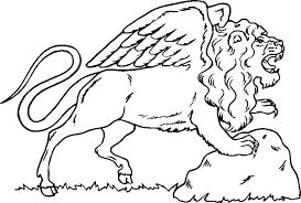 Excellent Lion Coloring Pages Best KIDS Design Ideas