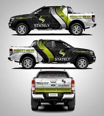 100 Truck Or Car Check Out This Truck Or Van Wrap From The 99designs Community