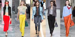Elegant Women Pants Spring Summer 2015