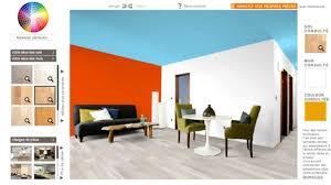 simulateur peinture chambre beau simulation peinture chambre et simulateur peinture salon avec