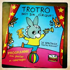 Coloriage Trotro Et Lili