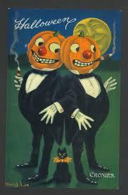 Halloween Blow Molds Ebay by Vintage Halloween Collector Vintage Halloween Postcards At Ebay