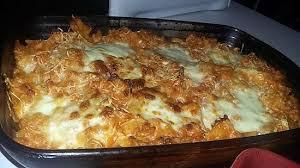 pate de dinde recettes recette de gratin de pâtes au blanc de dinde et a la mozzarella