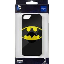 PDP Batman Emblem Clip Case for Apple iPhone 5