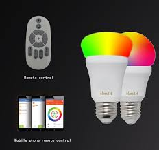 Magic Light Bluetooth Smart Bulb in China