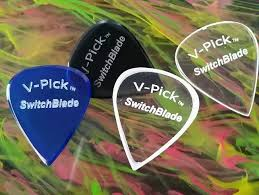 V Picks Guitar Pick Reviews
