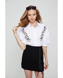 april corset lace up skirt in black megagamie