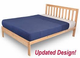 Platform Bed Frame & Full Size Platform Twin Bed Frames