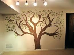 Stencil Tree Wall Art Murals Painting Stencils