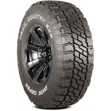 100 New Truck Tires Dick Cepek Rolls Out AllPurpose Tire SEMA Show