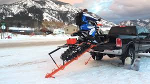 SnoWest Test: The Spine Snow Bike Ramp | Snowbikes | Pinterest Boondocker Equipment Inc Truckboss Truck Deck Rev Arc Snowmobile Load Ramp Bosski Revarc Snowmobile Ramp Review Snowest Magazine How To Make A Snowmobile Ramp Sledmagazinecom The Amazoncom Rage Powersports 94 X 54 Loading With Deck Fits 8 Pickup Bed W Mikey Basichs Big Boy Toys At Area 241 Teton Gravity Research Need Put This Flatbed On My Truck Snowmobiles Pinterest Who Carries Sled In Their Tacoma World Build Cheap General Discussion Dootalk Forums Information Youtube Home Made