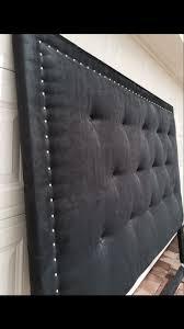 Black Leather Headboard King by Best 25 Black Headboard Ideas On Pinterest Black Bedroom Decor