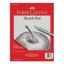 Faber Castell Sketch Pad 9