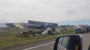 8 Die As Greyhound Bus, Semitrailer Collide Head-on In New Mexico ... Cdl Class A And B Road Test Traing Youtube Hwy 1 Big Rig Accident At River St Santa Cruz Injures Dozen Moolaba Triathlon Festival Ab Truck Bus Driving School Republic Of The Philippines Oakdale Man Still Truckin 90 The Modesto Bee Samsara Blog United 53 Photos 13 Reviews Hurricane Harvey Reporter Helps Rescue Truck Driver In Houston Driver In Deadly 2014 Multivehicle Crash On 17 Stenced Bills Defensive Serving Bay Area Westin San Jose Spg