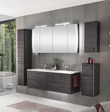 pelipal solitaire 7035 badmöbel set 140 cm breit doppelwaschtisch und spiegelschrank