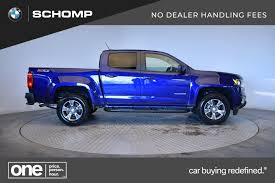 100 Trucks For Sale In Colorado Springs PreOwned 2016 Chevrolet 4WD Z71 Crew Cab Pickup In