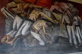 David Alfaro Siqueiros Murales Bellas Artes by 41 Murales En San Ildefonso Serán Restaurados Máspormás