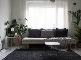diy daybed in my living room menu fuwl cage table broste