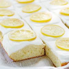 buttermilchkuchen mit kandierten zitronen