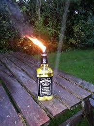 Citronella Lamp Oil The Range by Jack Daniels Burner Inspired By Tjesse U0027s Glass Bottle Tiki Torch