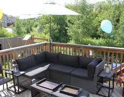 Outdoor Sectional Sofa Canada by Designwali My Outdoor Design Fix