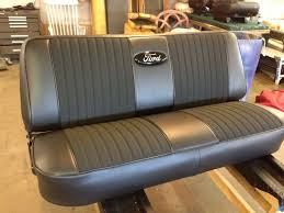 Pin By Greg On Seat | Pinterest | Ford, Ford Trucks And Interiors Upholstery Blackneedle Auto Upholstery Custom Seat Design For Ford Xp Sedan Sundial Van Truck Cversions Wenartruckinterrvehicleotographystudio3 Cooks And Classic Restoration Commercial Seat Works Uncovered S2e2 77 Chevy Youtube 6772 Ford Truck Bench Covers Ricks 6768 Buddy Bucket Truck Covers How To Reupholster A