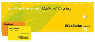 Recycle & Turn In Used Printer Ink Cartridges At fice Max & Earn