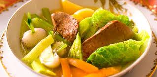 foie gras en pot foie gras en pot au feu facile recette sur cuisine actuelle