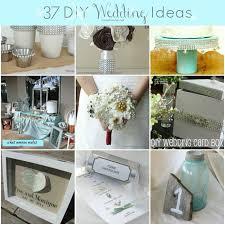 30 DIY Wedding Ideas Via Hellolifeonline DIYWedding DIYcraft