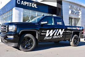 2017 GMC Sierra Sweepstakes - Capitol City Buick GMC, Berlin, VT Capitol Auto Sales San Jose Ca New Used Cars Trucks Raleigh Nc Service Prior Lake Mn Velishek 2018 Ford F150 Limited Supercrew Pickup W 55 Truck Box In File1928 Chevrolet Lp Table Top 88762157jpg 2017 Xlt 4wd Box At 65 Winnipeg Colorado 2wd Work Truck Extended Cab Owner Of S Idaho Trucking Company Delivers Us Christmas Capital Inc Cary Source No Job Too Big We Offer Fleet Services Shine Blog