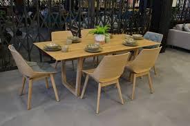 rolf rb 650 2er set stühle mit sitzpolster eiche