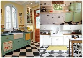 FurnitureWhat Is Retro Decor Vintage Kitchen Flooring Ideas Floor Tiles For