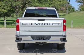 100 Truck Tailgate Decals 2019 Chevy Silverado Letters Name Insert 3M Vinyl