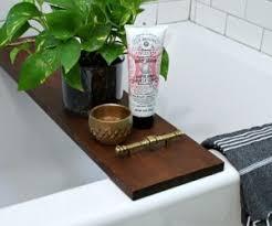 Diy Bathtub Caddy With Reading Rack by 15 Bathtub Tray Design Ideas For The Bath Enthusiasts Among Us