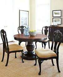 macys dining table set furniture upholstered room chairs chair