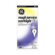 shop ge 75 watt a19 medium base soft white incandescent ceiling